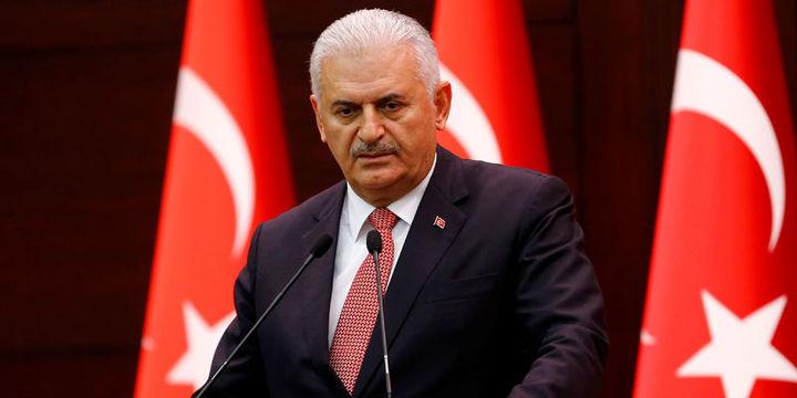 Başbakan Yıldırım;  BM Kıbrıs'ta taraf tutuyor