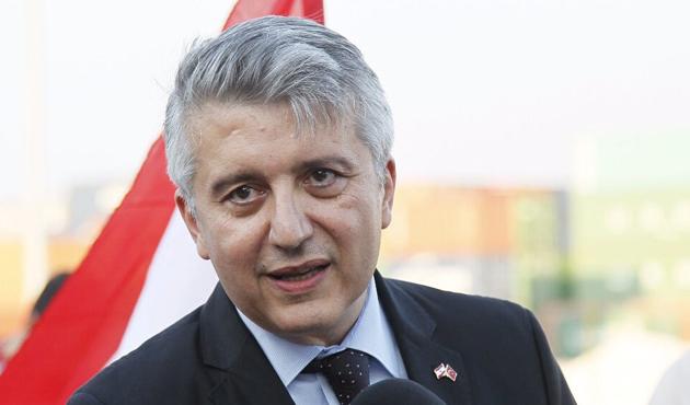Büyükelçi Erciyes ;  Kıbrıs Türklerinin haklarını koruyoruz