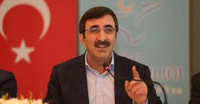 AK Parti Genel Başkan Yardımcısı Yılmaz;  KKTC'nin haklarını savunuyoruz