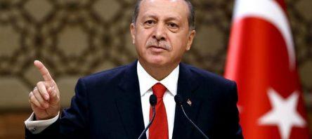 Erdoğan;   Denktaş Kıbrıs davasının önderi