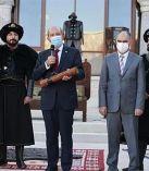 """Cumhurbaşkanı Ersin Tatar: """"Biz Osmanlı'nın torunlarıyız"""""""
