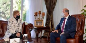 Cumhurbaşkanı Tatar, Lute'u kabul edecek