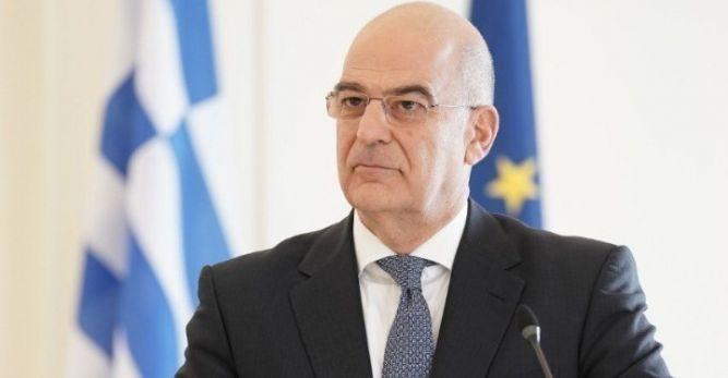 Yunanistan Dışişleri Bakanı Nikos Dendias, Güney Kıbrıs'a gidiyor
