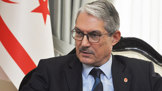 Büyükelçi Kanbay;   Kıbrıs Türk halkı Türk milletinin Kıbrıs'taki varlığı