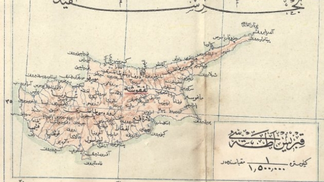 Kıbrıs Türklerinin kökeni…  Anadolu'dan getirilen 1689 aile