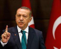 Erdoğan'dan KKTC'ye FETÖ mesajı