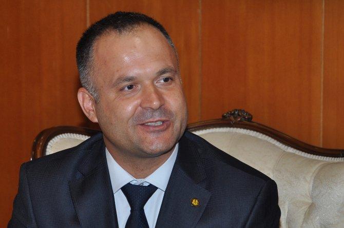 Sivil Savunma Teşkilatı  Başkanı Çelebi;  IUSARC bir dünya markası