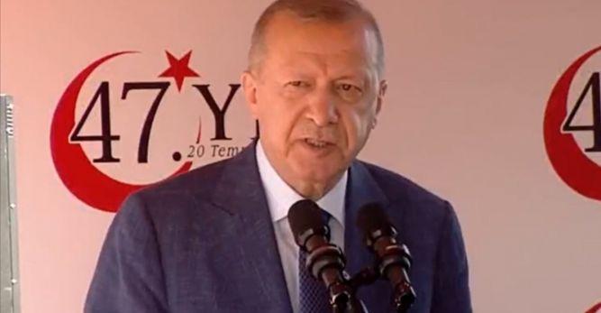 Erdoğan: Maraş'ta herkesin yararına olacak yeni bir dönemin kapıları açılacak