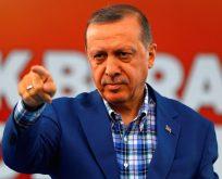"""Halk """"Erdoğan"""" dedi"""