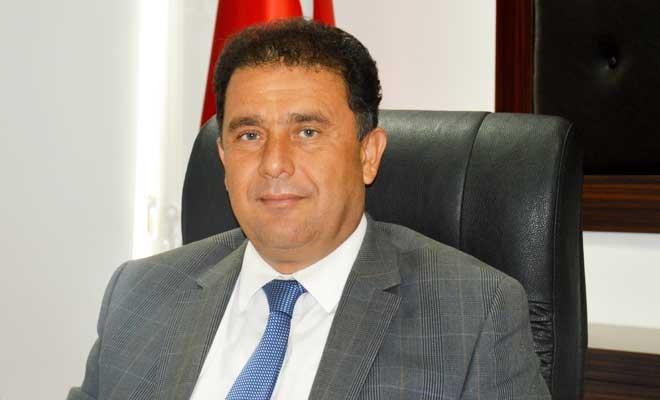 """UBP Genel Sekreteri Saner; """"Dıştan müdahaleye karşıyız"""""""
