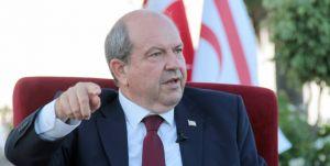 Başbakan Tatar;  Kıbrıs'ta yan yana yaşayan iki devlet