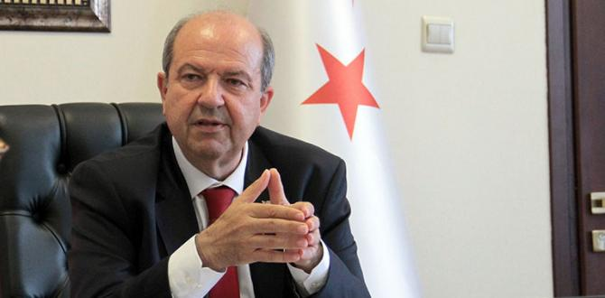Başbakan Tatar;     Kıbrıs Yunan olmadı olmayacak