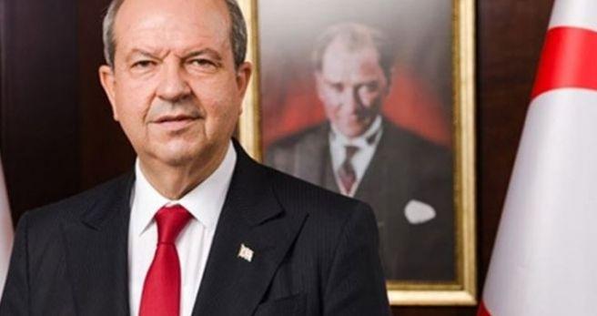 Cumhurbaşkanı Tatar;  Türkiye'nin garantörlüğünden vazgeçilemez