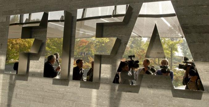 FIFA Binasına Polis Bastı