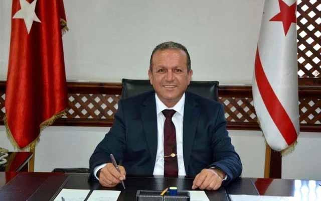 Ataoğlu;  Serdar Denktaş'ı  destekleyeceğiz