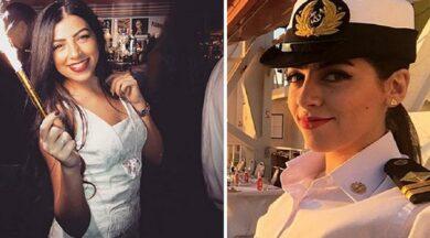 Süveyş'i tıkayan geminin faturası Mısır'ın ilk kadın kaptanına kesildi