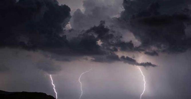 Güney Kıbrıs Sarı Alarm Verdi