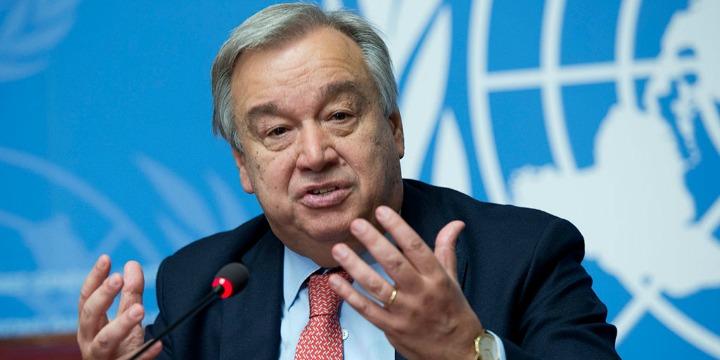 BM'nin hedefi stratejik anlaşma