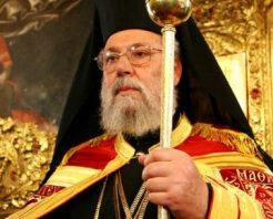 Başpiskopos konuştu;   Müzakerelerde  gelişme beklemiyorum