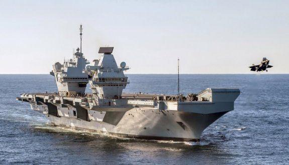 İngiliz ile Rum'dan ortak askeri tatbikat