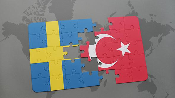 İsveç'ten Türkiye'nin AB üyeliğine destek