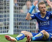 Jamie Vardy Arsenal'e Transfer Olmak İstiyor