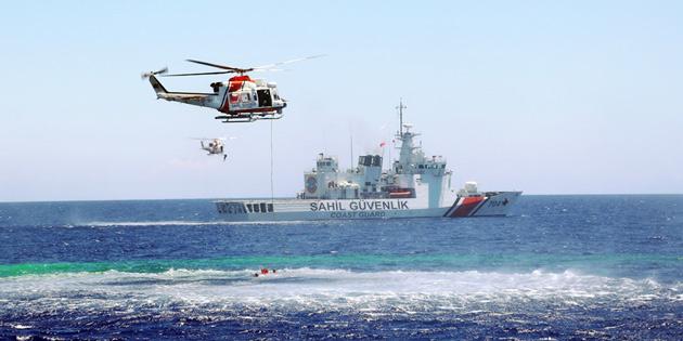 Denizlerde de Türk egemenliği