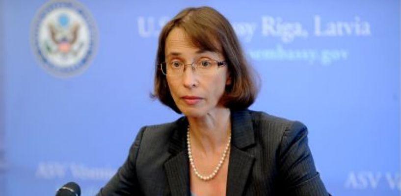 ABD Büyükelçisi Garber;     Güney Kıbrıs önemli ortağımız