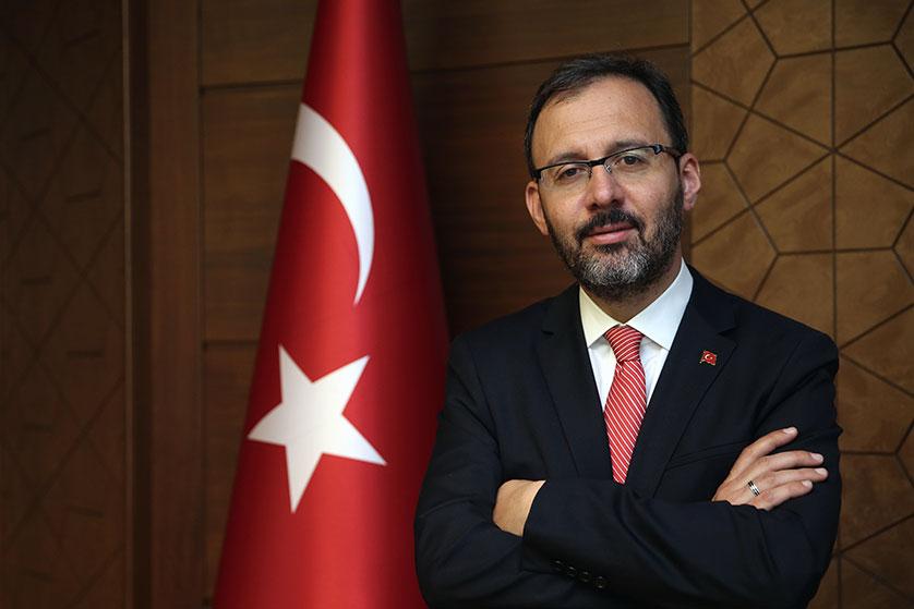 Kasapoğlu;   Kıbrıs Türk gençliği  özgürlükten vazgeçmeyecek