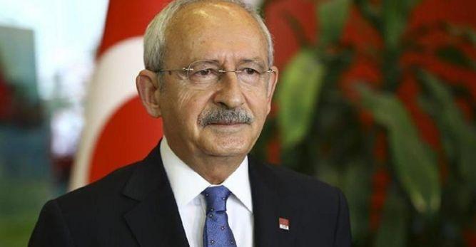 Kılıçdaroğlu'ndan Tatar'a tebrik