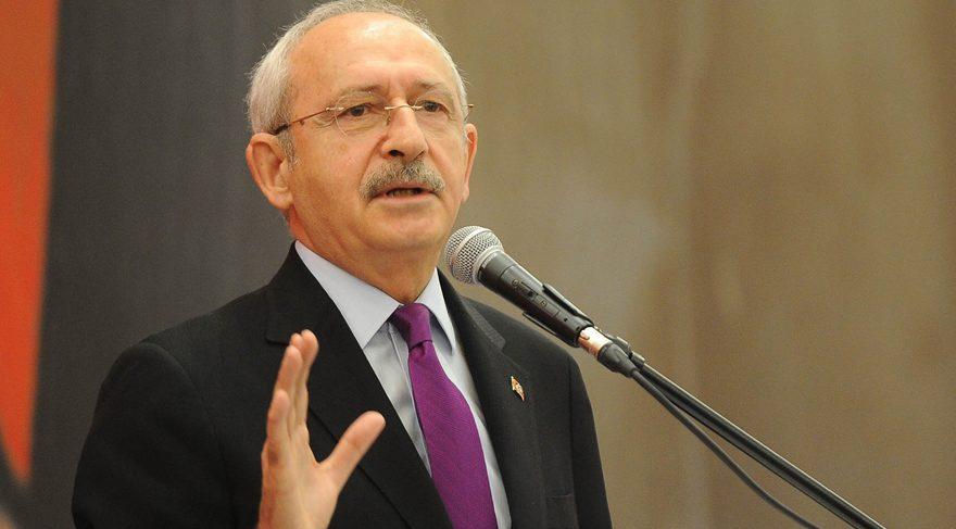 """Kılıçdaroğlu;   """"Rum uzlaşma istemiyor"""""""