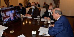 Tatar- Guterres görüşmesi gerçekleşti