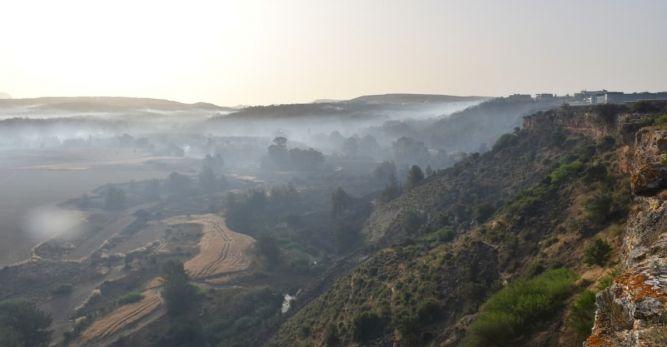 5 bin hektardan fazla alan yandı