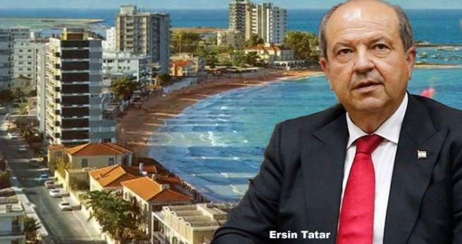 """Başbakan Tatar; """"Maraş açılacak"""""""