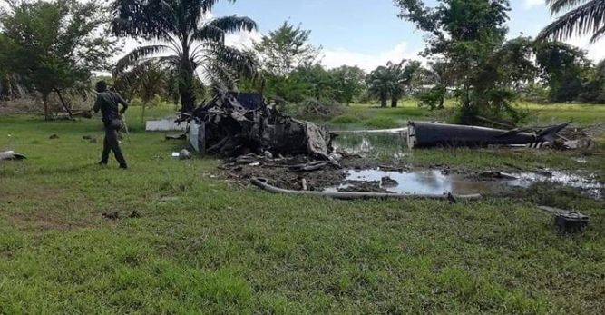 Kolombiya'da polis helikopteri düştü: 5 ölü