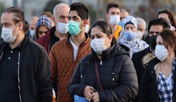 Türkiye'de 63 can kaybı, 15 bin 503 yeni vaka