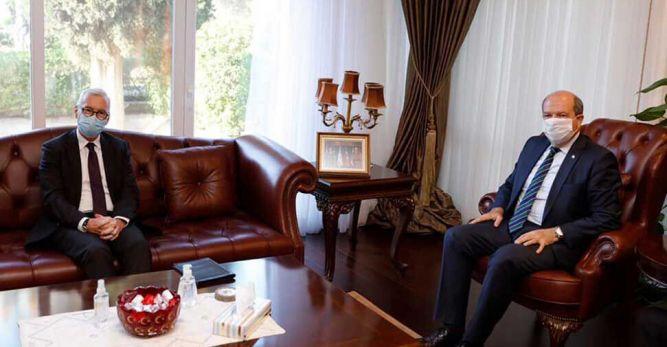 Cumhurbaşkanı Tatar;  AB verdiği sözleri yerine getirmeli