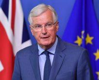 Barnier; Türkiye'ye tepki göstermeye hazırız