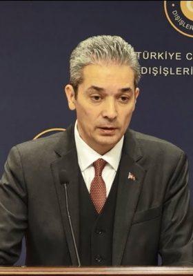 Aksoy;  Kıbrıs Türklerinin haklarını yedirmeyiz