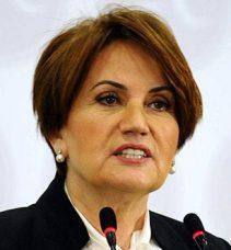 Akşener;    Kıbrıs Türk'tür, Türk kalacak