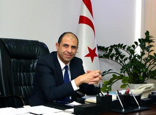 Özersay; AB Rum devletini destekliyor