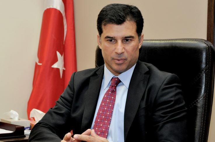 Başbakan Özgürgün;   Şehitlerimiz  gönlümüzde yaşıyor