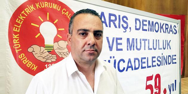 """El-Sen Başkanı  Öksüzoğlu;   """"KTHY talan edilerek bitirildi """""""