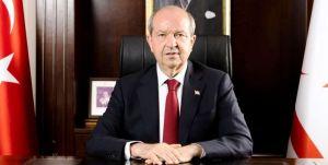 Cumhurbaşkanı Tatar, Bertan Zaroğlu ile görüştü