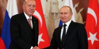 Putin;  Erdoğan sözünde duran adamdır
