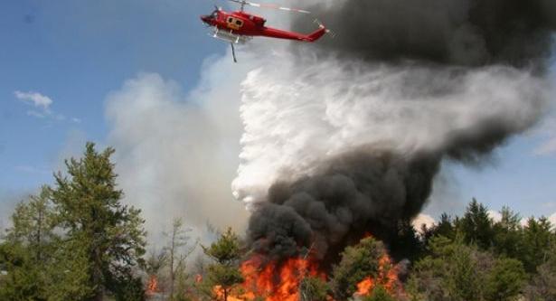 KKTC yangınlarla kavruluyor
