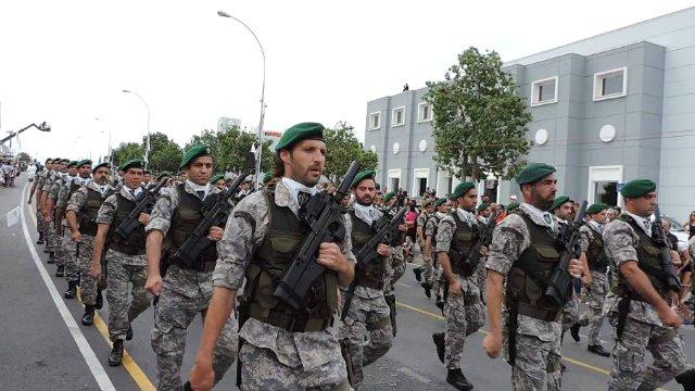 Rumlar;   Yunan askeri sayısı çoğaltılmalı