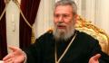 Başpiskopos Hrisostomos;   Kıbrıs'ta Türk'e yer yok