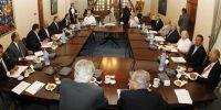 Rum Ulusal Konsey Toplantısı sona erdi