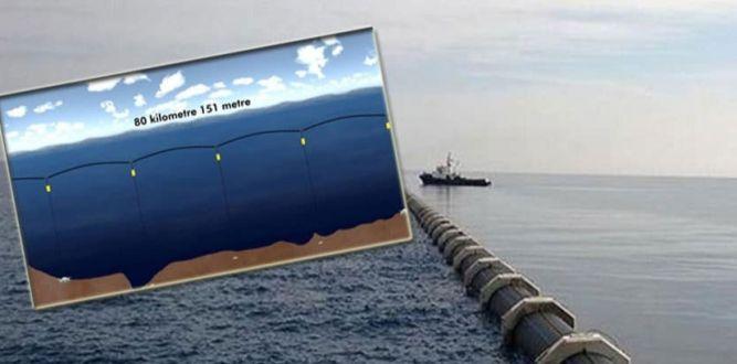 """""""Türkiye'den su akışının Ağustos'ta başlaması bekleniyor"""""""